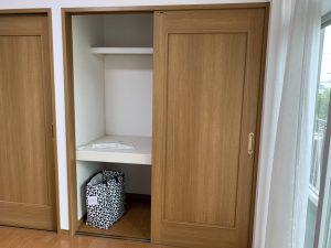 Room A (closet)